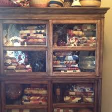 409 best Quilt cupboards images on Pinterest | Storing blankets ... & Quilt cupboard......lots of storage + you get to see Adamdwight.com
