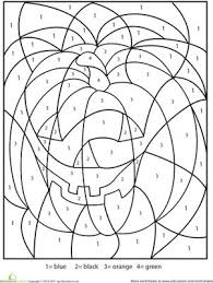 Small Picture Halloween Coloring Pages for 3rd Grade Festival Collections