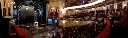 Fords Theatre Tickets And Seating Chart