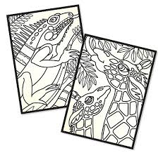 Animal Stained Glass Coloring Pages Get Coloring Pages