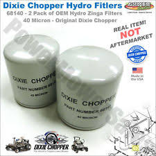 dixie chopper lawnmower accessories & parts ebay Wiring Diagram For Dixie Chopper Generac 68140 2 pack of oem hydro zinga filters 40 micron original dixie chopper Dixie Chopper Electrical Problem