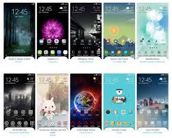 Ecco I Migliori Temi Del 2016 Per Smartphone Samsung Androidworld