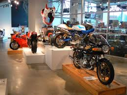 Motorcycle Display Stand Tony and Ken's Barber Experience UPDATED Riding in the Zone 23