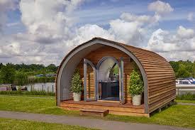 office pod. Curved Garden Office Pod H