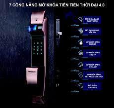 Khóa cửa thông minh tại Đà Nẵng chất lượng cao - Kaadas Việt Nam