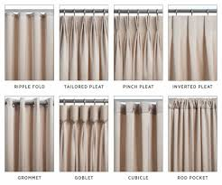 different types of curtains - Google Search