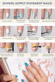 Types Of Nail Art Brushes Photography How To Use Nail Art Brushes ...