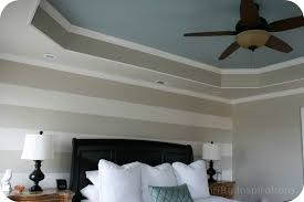 coffered ceiling ideas painted tray ceiling in master