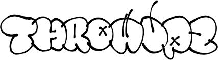 graffiti font letter generator