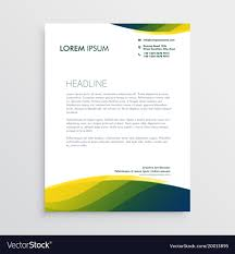 Professional Letterhead Design Samples Free Download Professional Letterhead Design