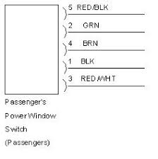 wiring diagram 6 pin power window switch the wiring diagram ford power window switch wiring diagram nilza wiring diagram