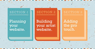 make a free website online easy create your own artist website textileartist org
