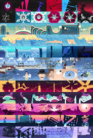 Collage For Game Design Schemes Collage Concept Design Art Cool Art Video Game Art