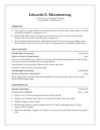 Download Resume Templates For Microsoft Word 2010 Free Downloadable Resume Templates For Microsoft Word Professional