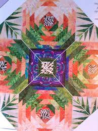 Best 25+ Pineapple quilt block ideas on Pinterest   Pineapple ... & The fern triangle insets completes the tropical effect. Pattern for 6 or 12 PINEAPPLE  quilt Adamdwight.com