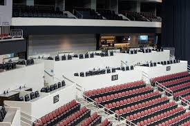 Loge Boxes Premium Seating Intrust Bank Arena