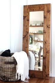 farmhouse wall decor ideas wood farmhouse style decor ideas wood framed mirror rustic ideas for farmhouse