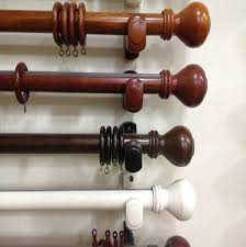 brilliant design for wood curtain rods ideas 25092 wooden rod best wooden curtain rods