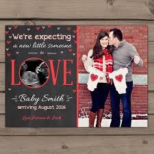 valentines day pregnancy announcement cards pin by kariann gustavis on baby gustavis pinterest pregnancy