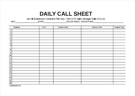 Tracking Sales In Excel Phone Call Tracker Template Sales Call Spreadsheet Phone