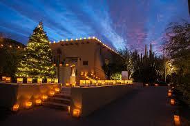 Desert Botanical Garden Light Display Las Noches De Las Luminarias At Desert Botanical Garden