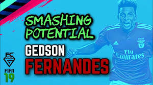 FIFA 19 SMASHING POTENTIAL: GEDSON FERNANDES