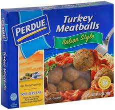 perdue turkey italian style meat