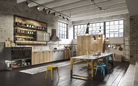 Industrial Looking Kitchen Industrial Looking Kitchen Ideas