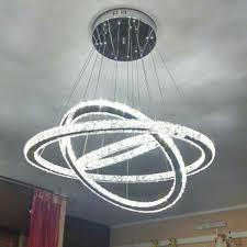 modern led crystal chandeliers pendant lights ceiling