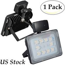 Super Bright Led Flood Light Details About 30w Motion Sensor Led Flood Lights Warm White Super Bright Outdoor Lighting Us