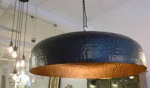 ... Interior : Hammered Copper Pendant Light Bathroom Lighting Design  Corner Basin Vanity Unit 43 Outstanding Hammered ...