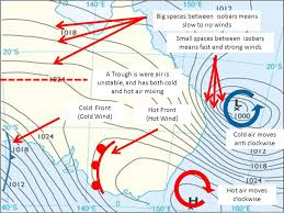 How To Read Weather Charts Reading Synoptic Charts Mr Daly Tuesday 16 February 2016