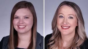 Diane Bidek and Sarah Griffith Named 2020 Rising Stars - Beecher Carlson