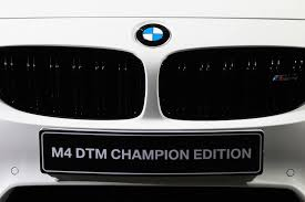 BMW 3 Series champion honda bmw : BMW M4 DTM Champion Edition for Marco Wittmann on his DTM Title ...