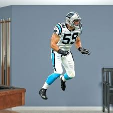 life size wall decals panthers wall decal panthers fathead wall decals more fathead panthers wall