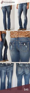 Daytrip Jeans Size Chart Daytrip Buckle Virgo Bootcut Stretch Jeans Hw5149 Daytrip