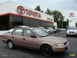 1993 Toyota Corolla - news, reviews, msrp, ratings with amazing images