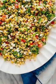 fresh garden salad. Modren Fresh Corn Salad Recipe Intended Fresh Garden Salad N