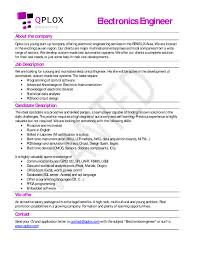Sample Engineer Job Description 24 Software Developer Job Description 24 Software Developer Job 1