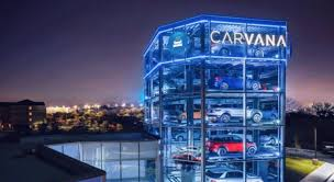 Carvana Vending Machine Dallas