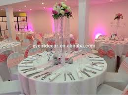 whole crystal chandelier table centerpieces event party