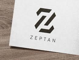 Z Logo Design Vector Zeptan Letter Z Logo Design Logo Design Letter Alphabet