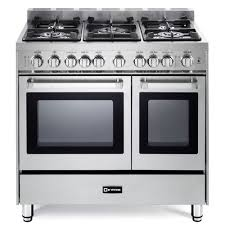 double oven gas range. Found It At Wayfair - 36\ Double Oven Gas Range
