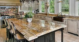 types of atlanta stone kitchen countertops