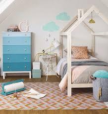 Kids Room: Purple House Kids Bed Design - Kids Bedroom