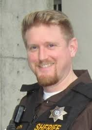 County Oregon To Clatsop Michael Smith Office's Sheriff's Promoted Sergeant
