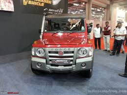 new car release in india 2013SCOOP Pics  Video  2013 Force Gurkha  Page 5  TeamBHP