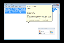 Click Translator Download
