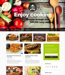 Recipe Blog Templates Under Fontanacountryinn Com