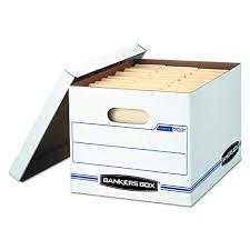 Office file boxes Paper Bankers Box Storfile Storage Boxes Standard Setup Liftoff Amazoncom Amazoncom Bankers Box Storfile Storage Boxes Standard Setup